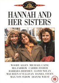 Hannah and Her Sisters (DVD) - Cover