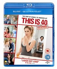 This Is 40 (Blu-ray) - Cover