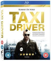 Taxi Driver (Blu-ray) - Cover
