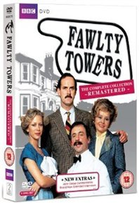 Fawlty Towers: Remastered (DVD)