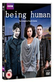 Being Human: Complete Series 4 (DVD) - Cover