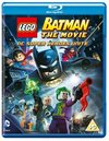 LEGO Batman - The Movie - DC Super Heroes Unite (Blu-ray) Cover