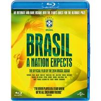 Brasil - A Nation Expects (Blu-ray)