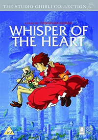 Whisper of the Heart (DVD) - Cover