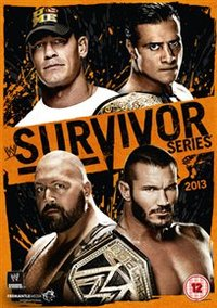 Wwe survivor series 2013 dvd movies tv online raru - Night of champions 2010 match card ...