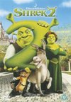 Shrek 2 (DVD) Cover
