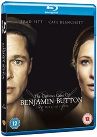 Curious Case of Benjamin Button (Blu-ray) - Cover