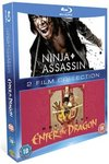 Ninja Assassin/Enter the Dragon (Blu-ray)