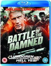 Battle of the Damned (Blu-ray) - Cover