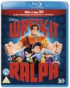 Wreck-it Ralph (Blu-ray) Cover