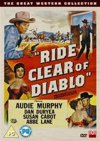 Ride Clear of Diablo (DVD) - Cover