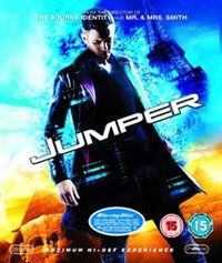 Jumper (Blu-ray) - Cover