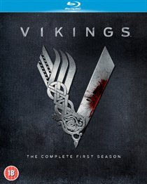 Vikings: The Complete First Season (Blu-ray)