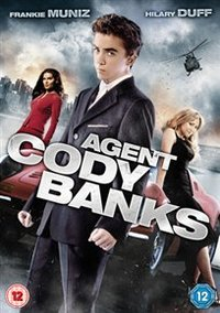 Agent Cody Banks (DVD) - Movies & TV Online | Raru