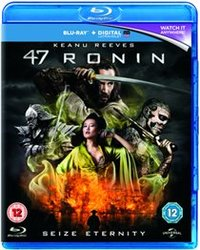 47 Ronin (Blu-ray) - Cover