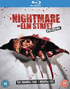 A Nightmare On Elm Street 1-7 (Blu-ray) Cover