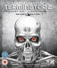 Terminator 2 - Judgment Day (Blu-ray) - Cover