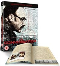 Conversation (Blu-ray) - Cover
