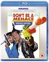 Don't Be a Menace to South Central While Drinking Your Juice... (Blu-ray)
