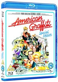 American Graffiti (Blu-ray) - Cover