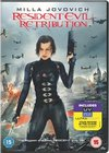 Resident Evil: Retribution (DVD) Cover