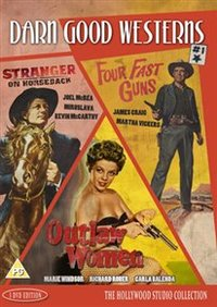 Darn Good Westerns: Collection 1 (DVD) - Cover