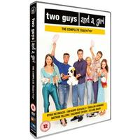 Two Guys, a Girl and a Pizza Place: Season 4 (DVD)