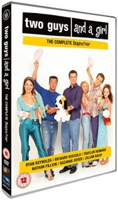Two Guys, a Girl and a Pizza Place: Season 4 (DVD) - Cover
