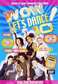 Various Artists - Wow! Let's Dance: Volume 10 (DVD) - Cover