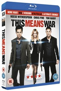This Means War (Blu-ray) - Cover