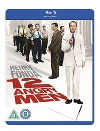 12 Angry Men (Blu-ray) - Cover