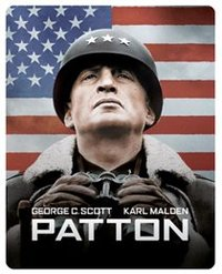 Patton (Blu-ray) - Cover
