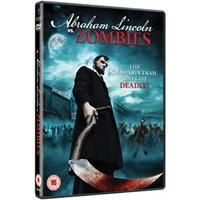 Abraham Lincoln Vs Zombies (DVD)