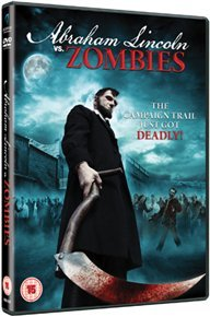 Abraham Lincoln Vs Zombies (DVD) - Cover