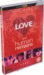 Love and Human Remains (DVD)