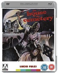 House By the Cemetery - House By the Cemetery (Blu-ray) - Cover