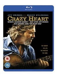 Crazy Heart (Blu-ray) - Cover