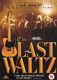 Band - Last Waltz (DVD) - Cover