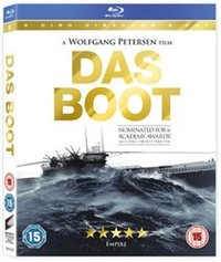 Das Boot: The Director's Cut (Blu-ray) - Cover