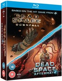 Dead Space: Downfall/Aftermath (Blu-ray) - Cover