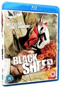 Black Sheep (Blu-ray) - Cover