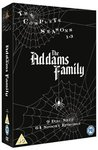 Addams Family: The Complete Seasons 1-3 (DVD) Cover
