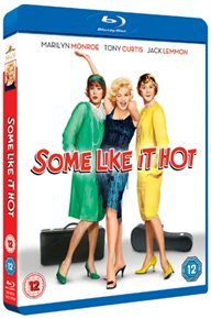 Some Like It Hot (Blu-ray) - Cover