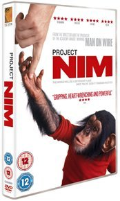 Project Nim (DVD) - Cover