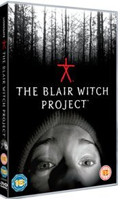 Blair Witch Project (DVD) - Cover
