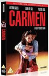 Carmen: A Film By Carlos Saura (DVD)