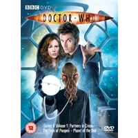 Doctor Who - The New Series: 4 - Volume 1 (DVD)
