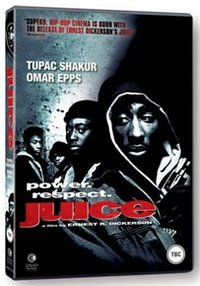 Juice (DVD) - Cover