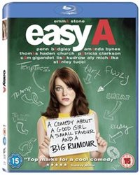 Easy A (Blu-ray) - Cover