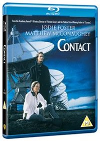 Contact (Blu-ray) - Cover